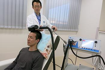 反復経頭蓋磁気刺激(rTMS)