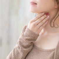 ⑤喉の違和感